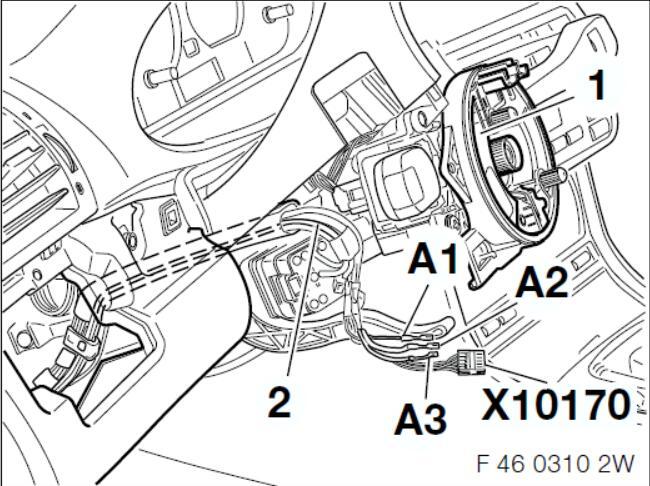 BMW Multi-Function Steering WheelCruise Control Retrofit Guide (5)