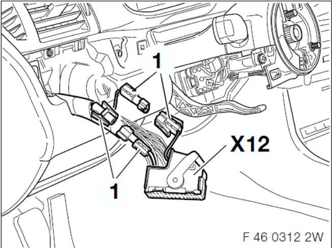 BMW Multi-Function Steering Wheel/Cruise Control Retrofit Guide |Auto  Repair Technician HomeAuto Repair Technician Home