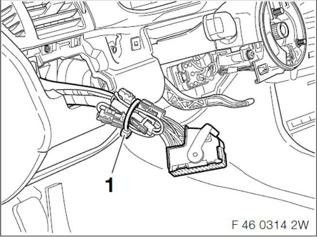 bmw multi-function steering wheelcruise control retrofit guide (9)