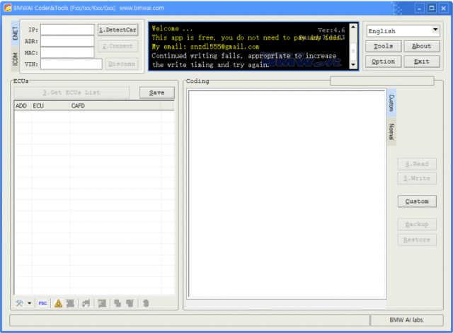 BMWAiCoder 5.0 4.6 4.4 Free Download (4)