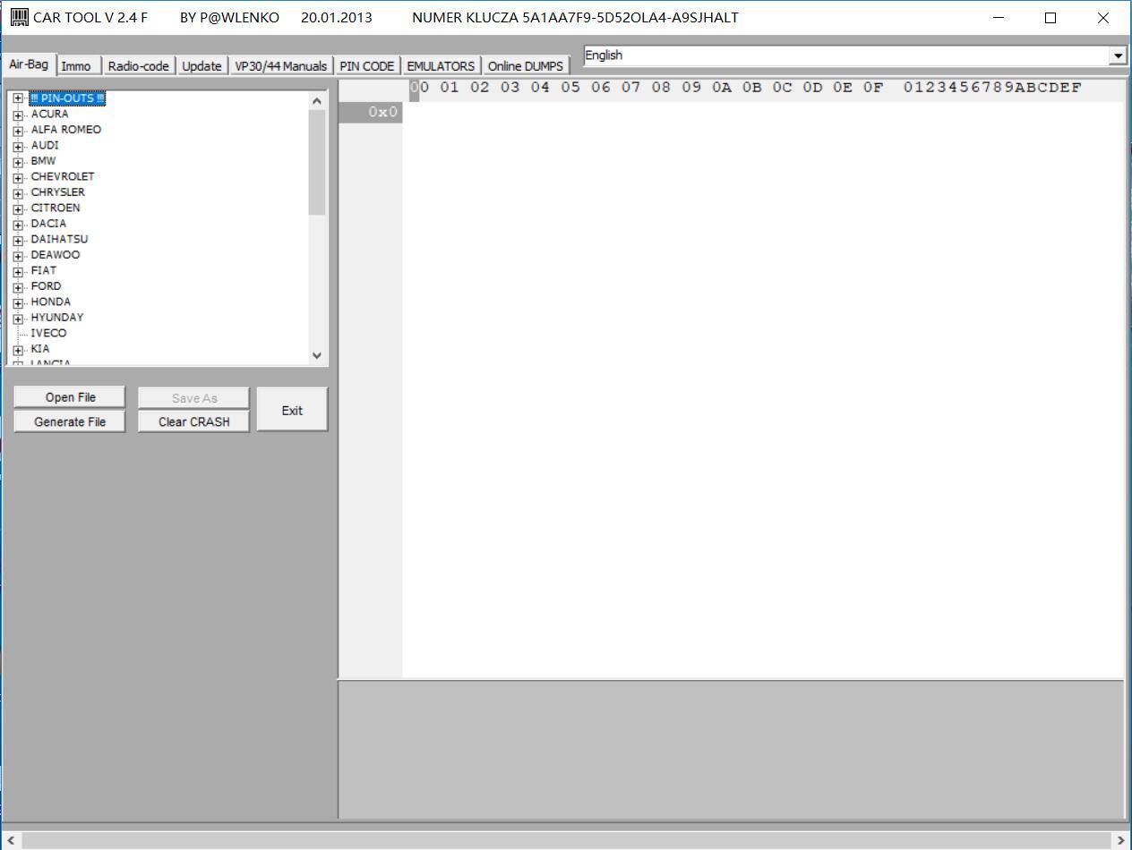 Crack CarTool 2.4F+Keygen Free Download (7)
