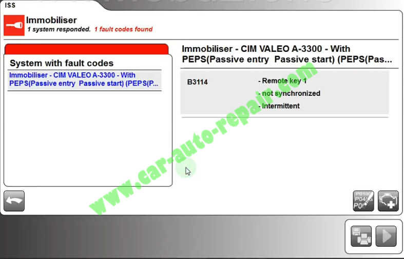 Delphi DS150E Car Read and Clear Trouble Codes for Opel Zafira B 2007 (10)