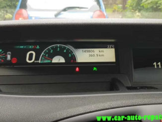 Delphi DS150E Check Real Mileage for Renault Scenic III 2010 (1)