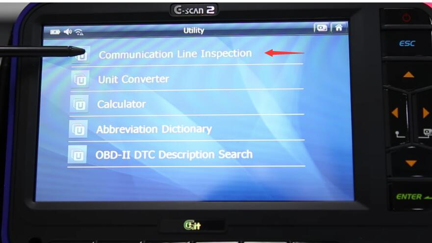 G-scan2 Diagnose Automotive CAN Bus No Communication Error (2)