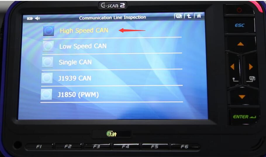 G-scan2 Diagnose Automotive CAN Bus No Communication Error (3)