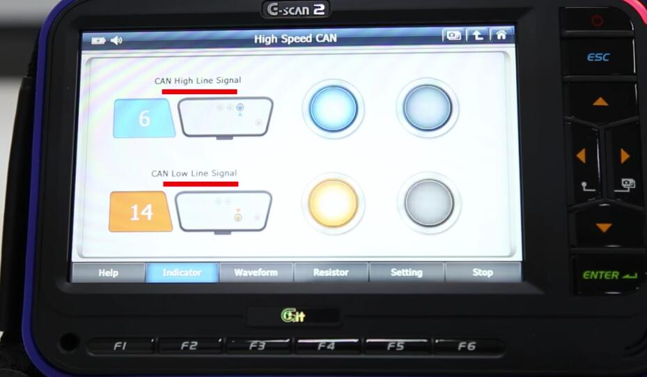G-scan2 Diagnose Automotive CAN Bus No Communication Error (5)