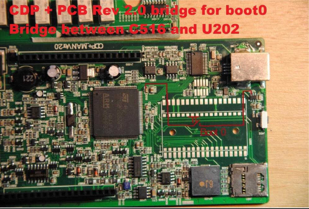 How to Force Flash Autocom CDP+ by USB (1)