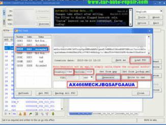 How to Use BMWAiCoder to Generate FSC Code for Navigation (3)