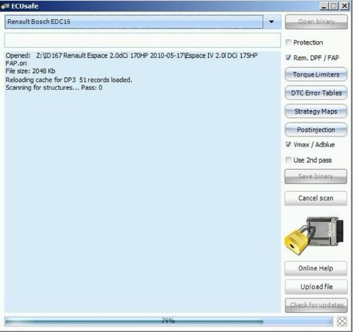 How to Use ECUsafe EGRDPFFAP Removal Software (3)