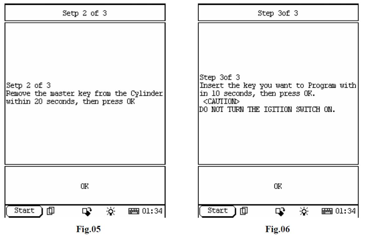 Launch X431 Register Toyota Transponder Code (3)