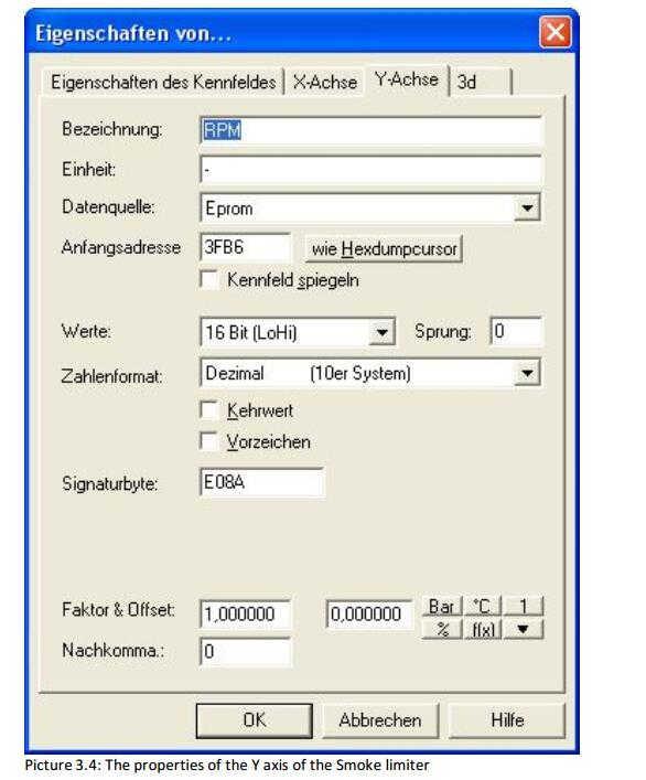 VW Golf 3 TDI VP37 ECU Remap Guide by WinOLS (12)
