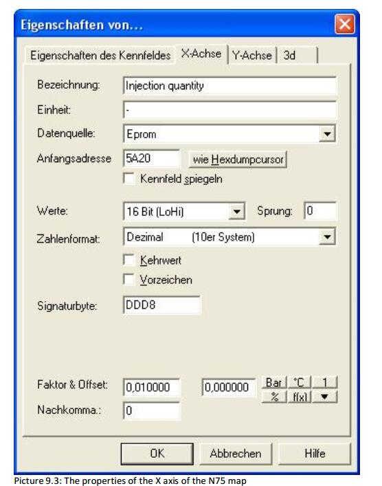 VW Golf 3 TDI VP37 ECU Remap Guide by WinOLS (40)
