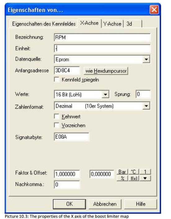 VW Golf 3 TDI VP37 ECU Remap Guide by WinOLS (44)