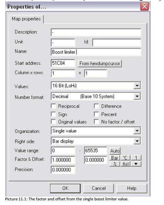 VW Golf 3 TDI VP37 ECU Remap Guide by WinOLS (46)