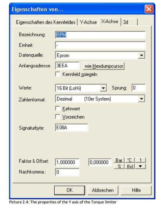VW Golf 3 TDI VP37 ECU Remap Guide by WinOLS (8)