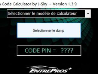 Immo PIN Code Calculator v1.3.9 Free Download