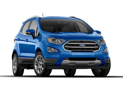 Ford Ecosport (RH850) 2018 Odometer Programming