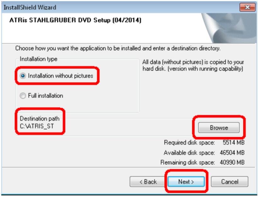 How to Install ATRIS Technik 2016 Step by Step (7)