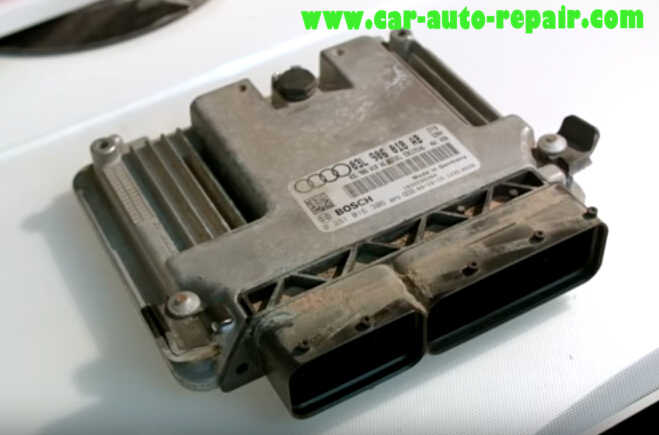 KTAG Read Out Audi BOSCH EDC17 C46 VAG ECU Data (1)
