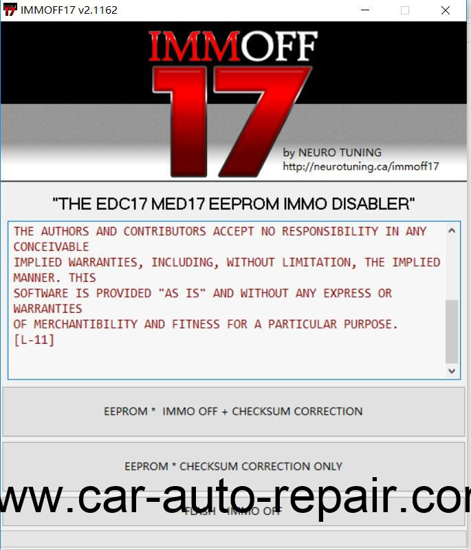 NEUROTUNING IMMOFF17 Disabler Free Download (13)
