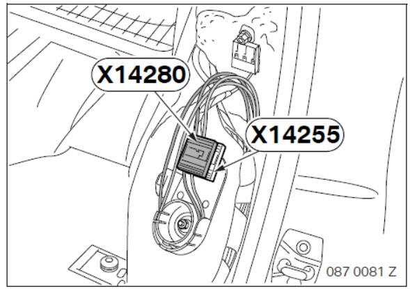 BMW 1 Series and 3 Series USBAudio Interface SA 6FL Retrofit (10)