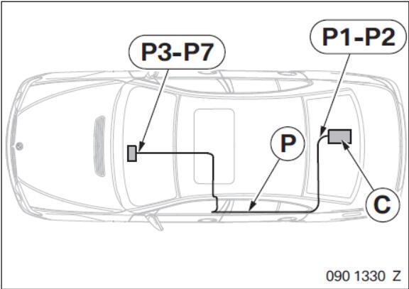 BMW 1 Series and 3 Series USBAudio Interface SA 6FL Retrofit (14)