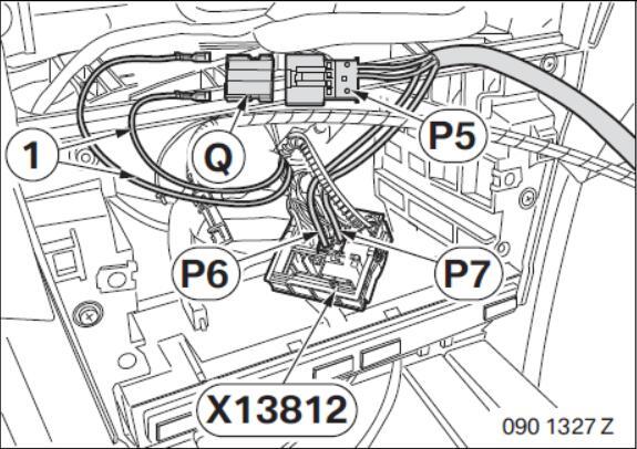 BMW 1 Series and 3 Series USBAudio Interface SA 6FL Retrofit (15)