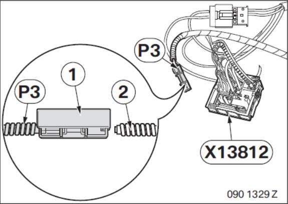 E46 M3 Convertible Custom Stereo