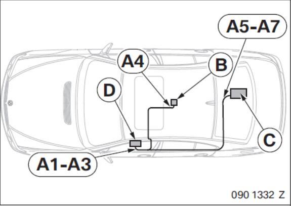 BMW 1 Series and 3 Series USBAudio Interface SA 6FL Retrofit (18)