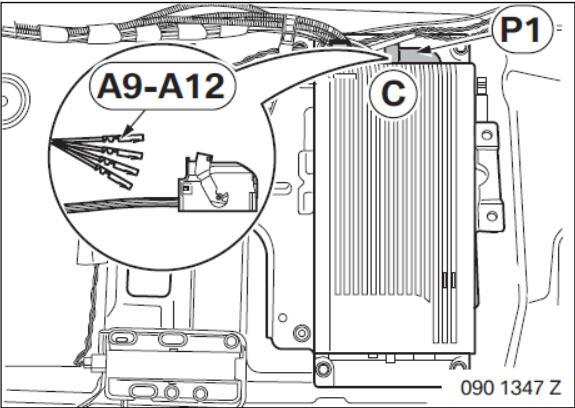 BMW 1 Series and 3 Series USBAudio Interface SA 6FL Retrofit (22)
