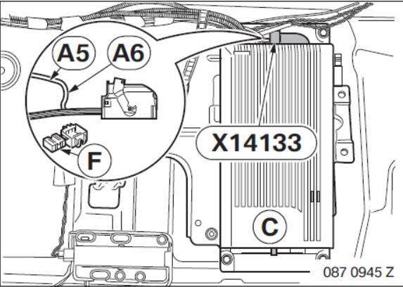 BMW 1 Series and 3 Series USBAudio Interface SA 6FL Retrofit (23)
