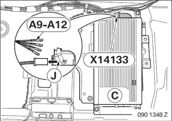 BMW 1 Series and 3 Series USBAudio Interface SA 6FL Retrofit (24)