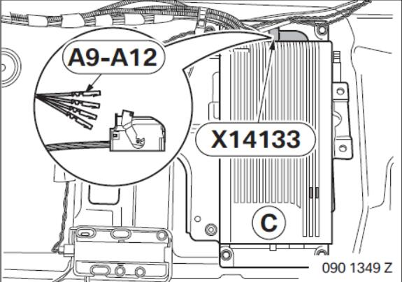BMW 1 Series and 3 Series USBAudio Interface SA 6FL Retrofit (27)