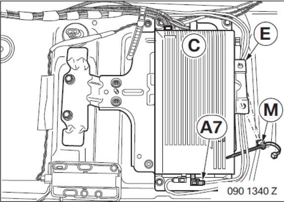 BMW 1 Series and 3 Series USBAudio Interface SA 6FL Retrofit (28)