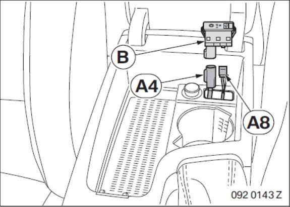 BMW 1 Series and 3 Series USBAudio Interface SA 6FL Retrofit (32)