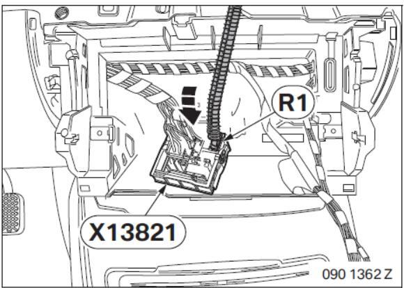 BMW 1 Series and 3 Series USBAudio Interface SA 6FL Retrofit (8)