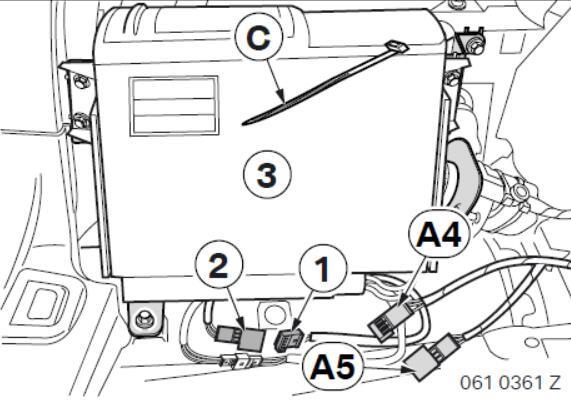 BMW 5 & 7 Series DVB-T Upgrade for Advanced DVD System Retrofit (14)