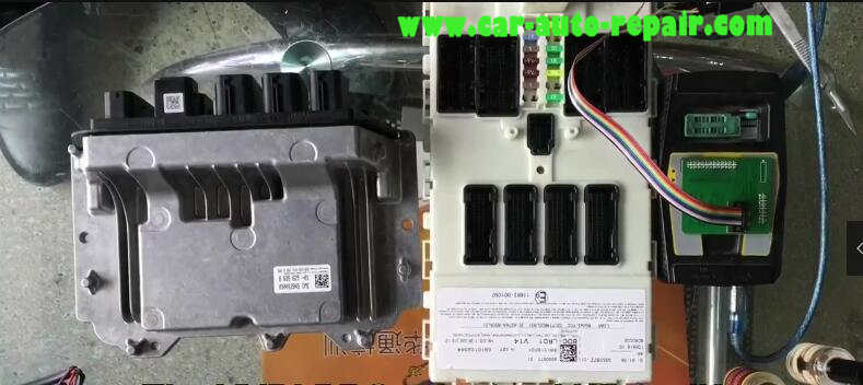 BMW BDC All Key Lost Programming by VVDI2 (1)