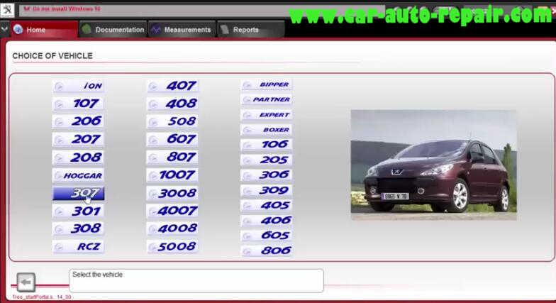 DiagBox Lexia 3 PP2000 Program New Keys for Peugeot 307 (2)