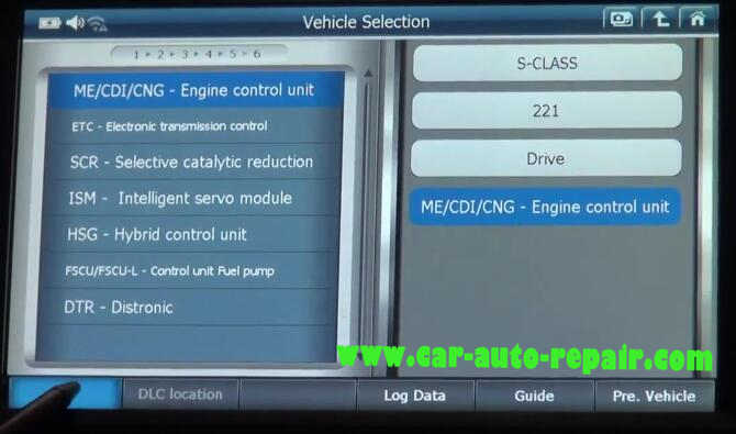 G-Scan2 benz throttle learning resetting the cold start adaptation value (1)