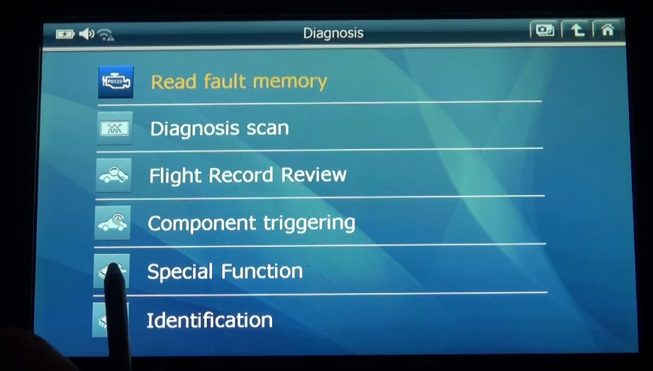 G-scan2 Injection Quantity Compensation for BMW 7 Series 750 LI 2011 (2)