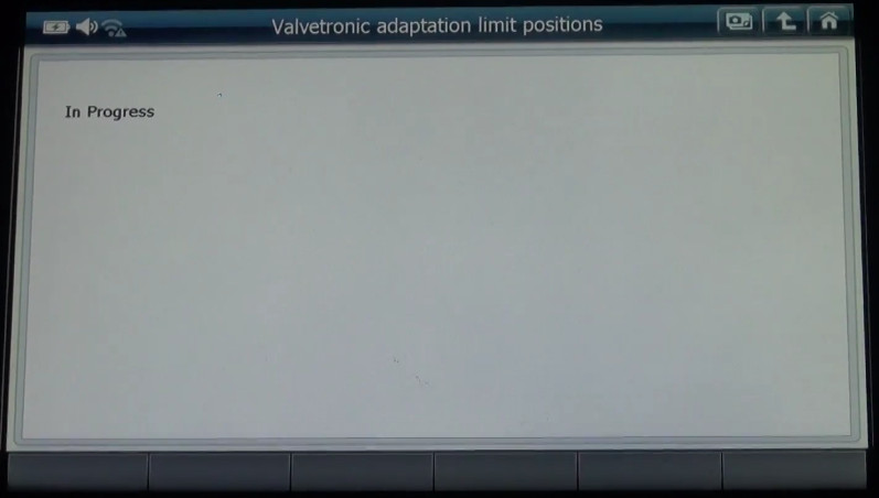 G-scan2 Perform Valvetronic Limit Position Function on BMW X3 F25 2013 (12)