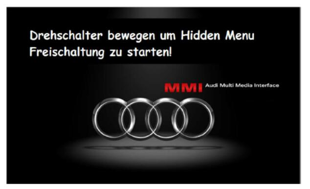 How to Enable Audi MMI Emergency Update Firmware 900 And Later |Auto