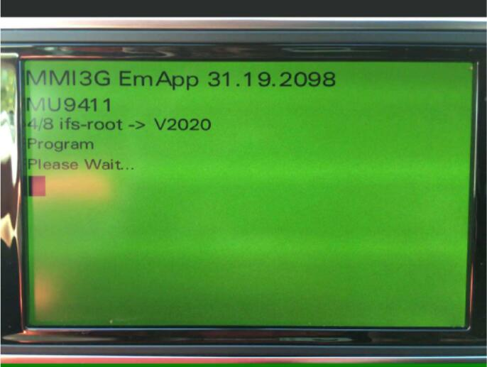 How to Perform Audi MMI Emergency Update and Region Change (7)