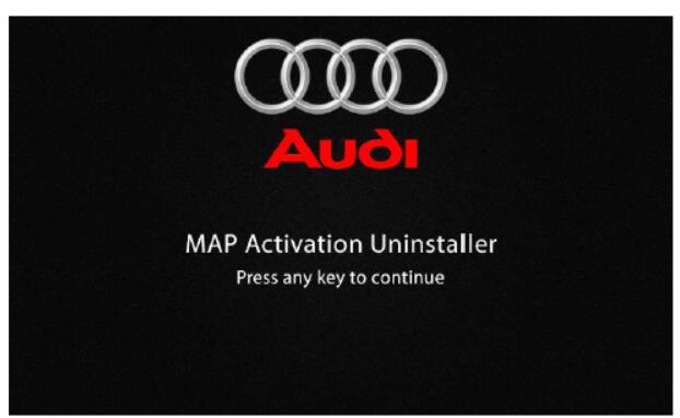 How to Uninstall Audi MMI MAP Keldo's Activator |Auto Repair