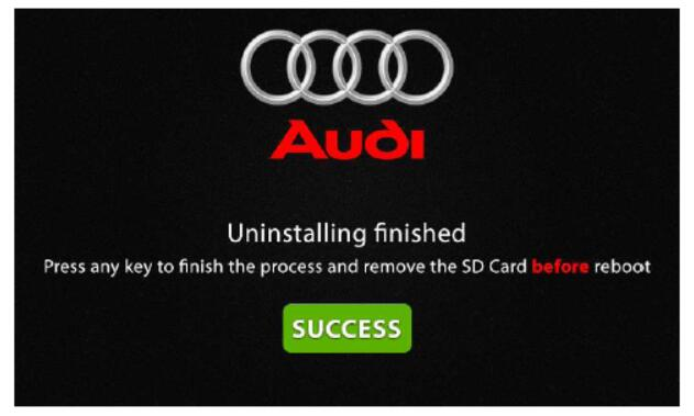How to Uninstall Audi MMI MAP Keldo's Activator (3)
