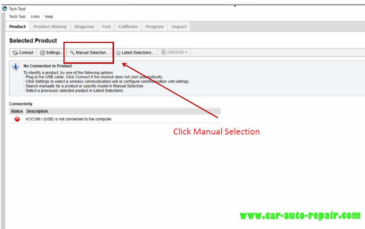 How to Use Volvo PTT Select DTCs Manually (2)