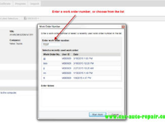 How to Use Volvo PTT Select DTCs Manually (4)