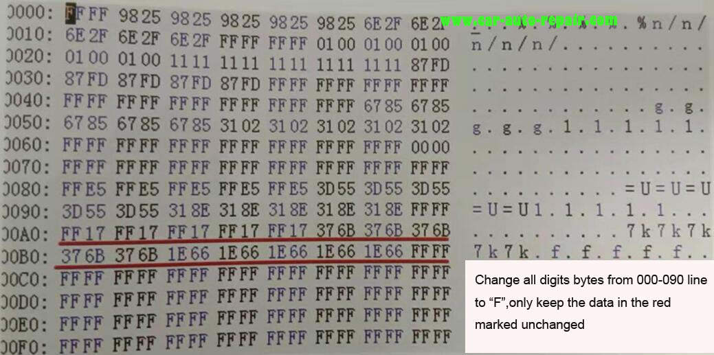 Lexus E350 2013 Smart Keys All Key Lost Programming Guide (3)