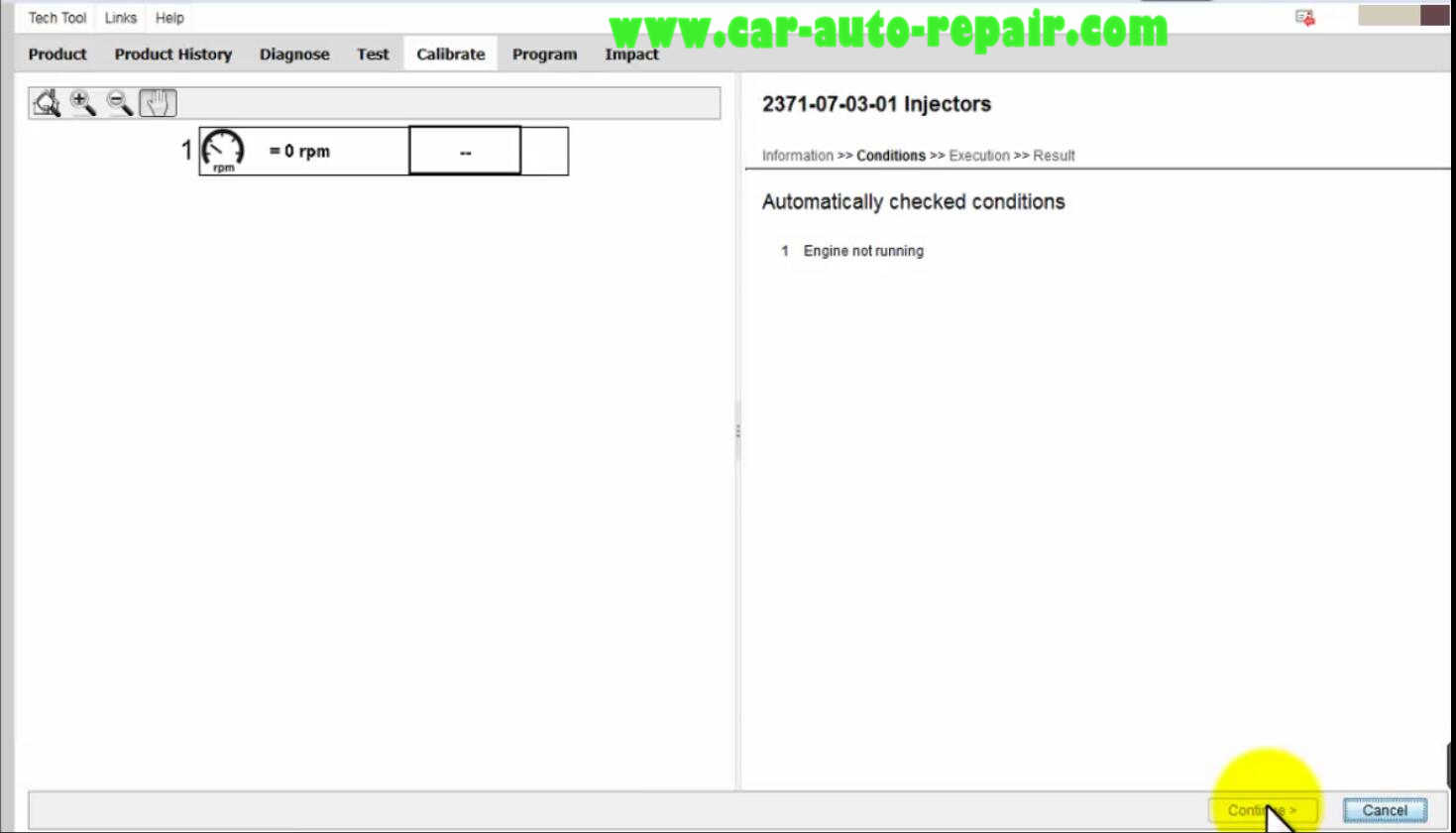Volvo PTT Calibrate Injectors Trim Codes (5)